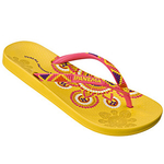 Ipanema Anatomic Lovely Sandale - Gelb/Pink