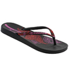 Ipanema Anatomic Lovely Sandale - schwarz/rot
