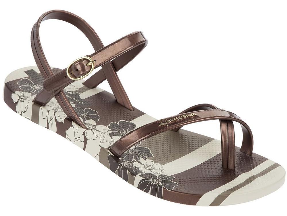 ed081a9c0953 Ipanema Fashion sandals - beige bronze - Was Schickes