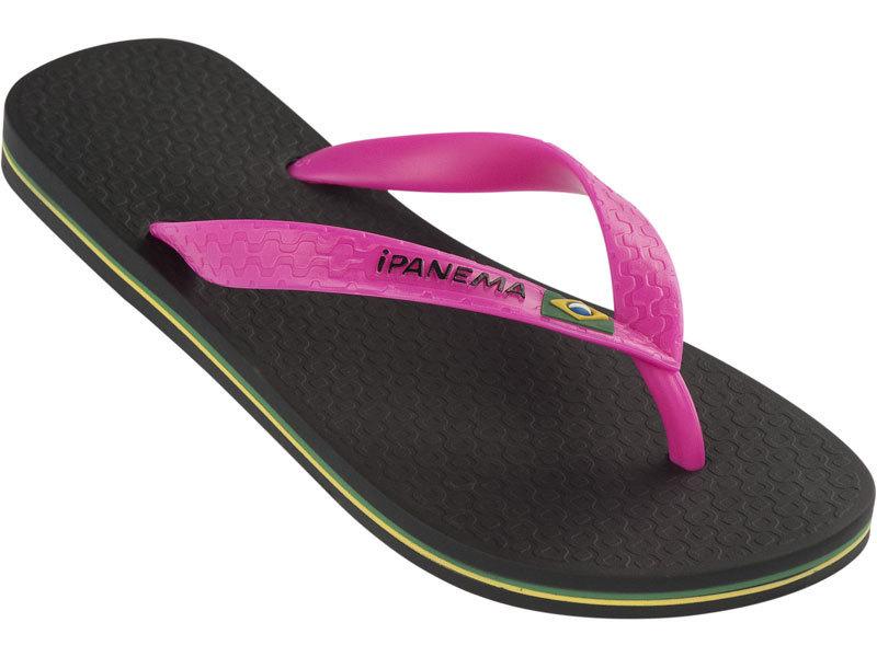 0a859b9296c Ipanema Classic Brasil II thong - black pink - Was Schickes