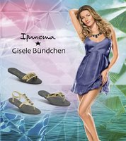 Gisele Bundchen sandals