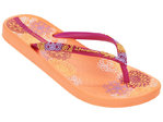 Ipanema Anatomic Lovely Sandale - Orange/Pink
