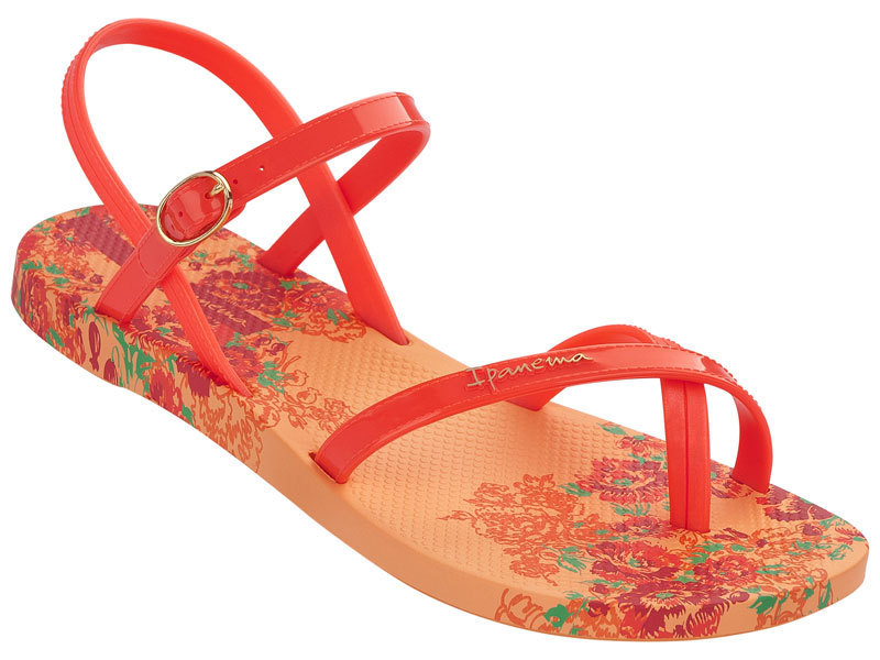 cd58ab8168f Ipanema Fashion sandals - orange red - Was Schickes