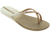 Ipanema Fit Summer Sandalen - beige/gold
