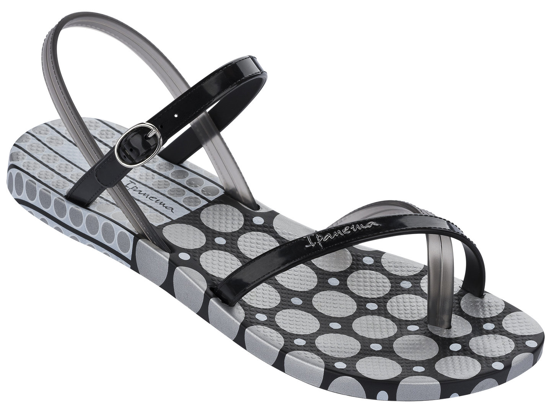 83454a58a952 Ipanema Fashion sandals - black silver - Was Schickes